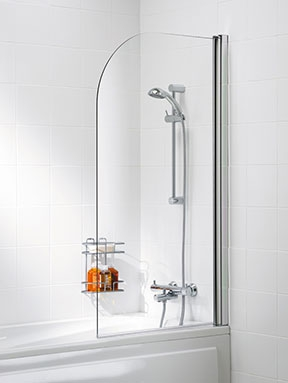 Shower Screens For Baths bath screens | boyce western glass | perth